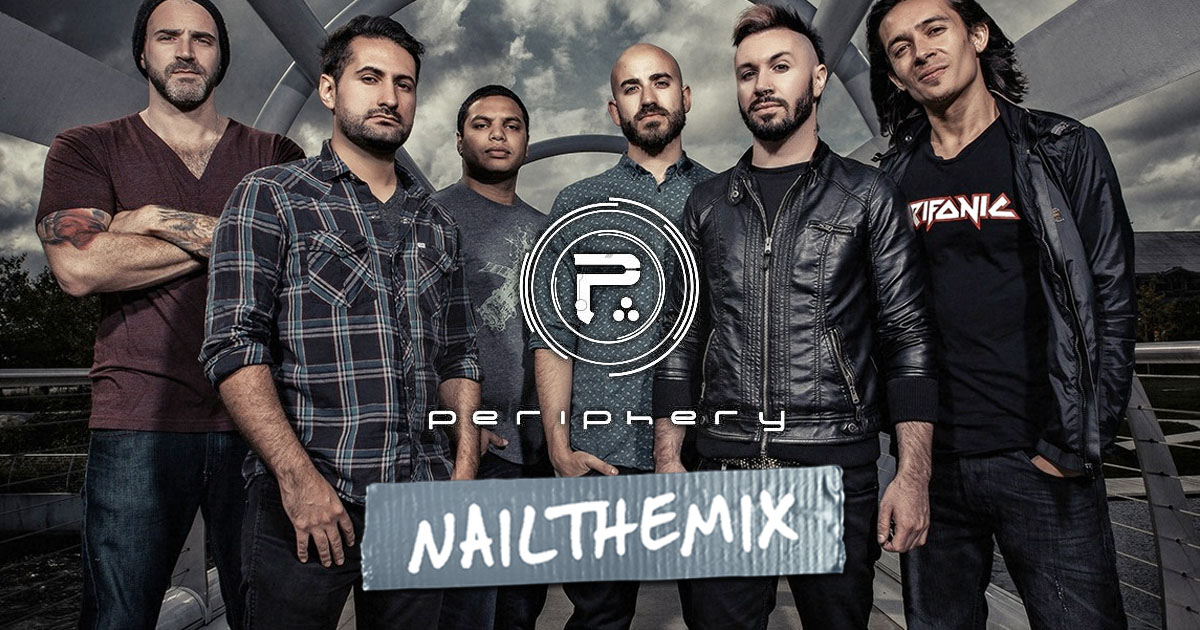 Mix with Periphery multi-tracks