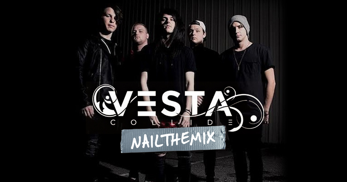 Multi Vesta Tracks Mix With Collide QrCthds